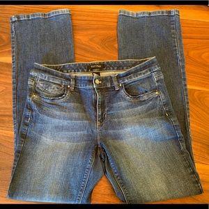 White House Black Market Denim Blue Jeans